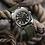 Gruppo Gamma Venturo Field Watch II leather strap watches