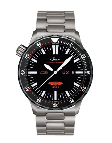 Sinn - UX SDR GSG 9 (EZM 2B) - Bracelet option  403.051