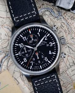 Muhle sports pilot watch