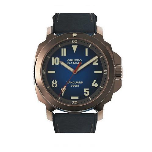 Gruppo Gamma Vanguard divers watch