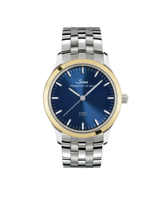 Sinn 434 ladies watch gold and stainless steel