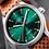 Thumbnail: Muhle Glashutte Panova - Green Dial