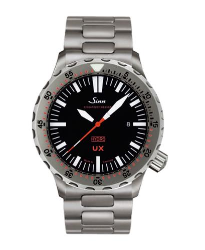 Sinn - UX (EZM 2B) with Tegiment - Bracelet Option - 403.040