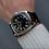 Gruppo Gamma Venturo Field Watch II black dial watches