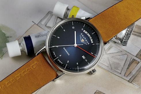 Bauhaus Automatic Wrist Watch