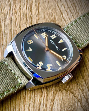 Venturo field and diving watchmakers