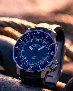 Muhle Glashutte divers watch