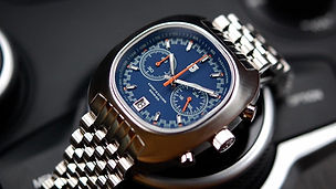 Straton bringing together a love for cars and watches