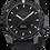 Thumbnail: Muhle Glashutte Sea-Timer Blackmotion