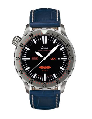 Sinn - UX GSG 9 (EZM 2B) with Tegiment - Misc Leather Strap Options  403.041