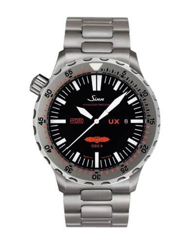 Sinn - UX GSG 9 (EZM 2B) - Bracelet Options - 403.031
