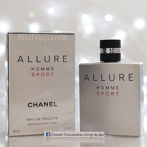 Chanel : Allure Homme Sport Eau de Toilette 150ml