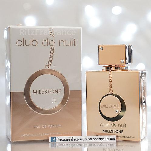 Armaf : Club De Nuit MileStone Eau de Parfum 105ml