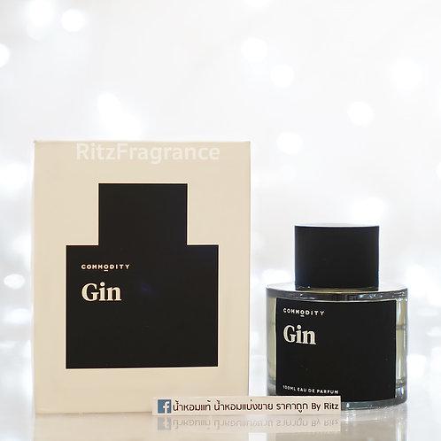 Commodity : Gin Eau de Parfum 100ml