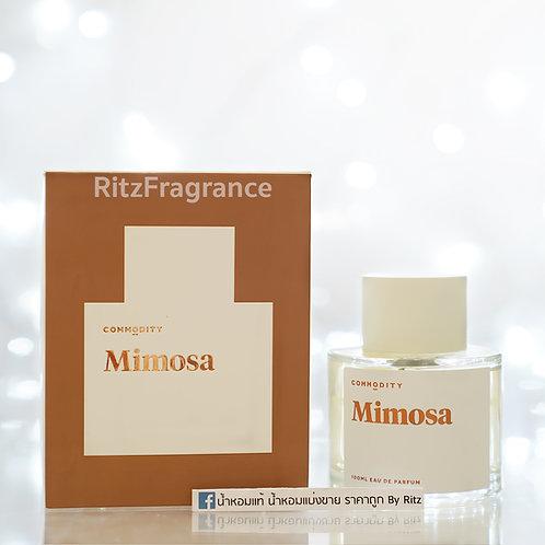 Commodity : Mimosa Eau de Parfum 100ml