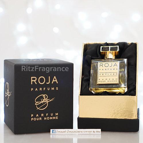 Roja Parfums : Vetiver Pour Homme Parfum 50ml