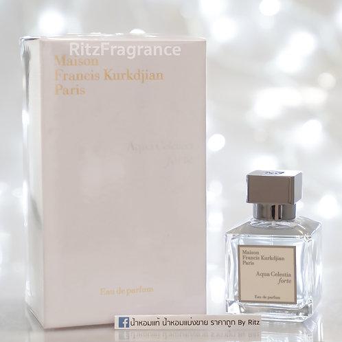 [แบ่งขาย] Maison Francis Kurkdjian : Aqua Celestia Forte Eau de Parfum