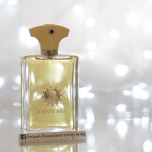 [Tester] Amouage : Silver Man Eau de Parfum 100ml