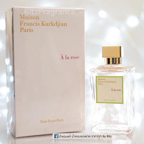 Maison Francis Kurkdjian : A La Rose Eau de Parfum 200ml