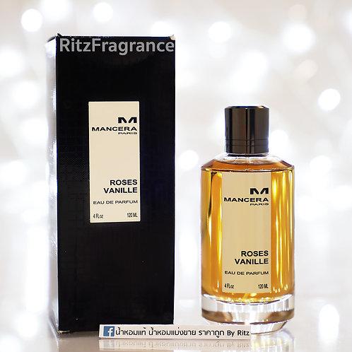 [แบ่งขาย] Mancera : Roses Vanille Eau de Parfum