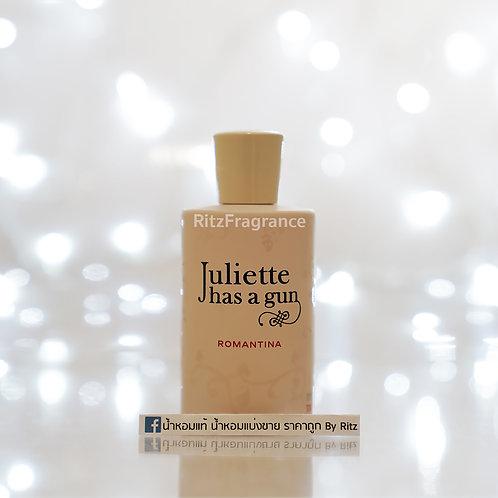[แบ่งขาย] Juliette Has a Gun : Romatina Eau de Parfum