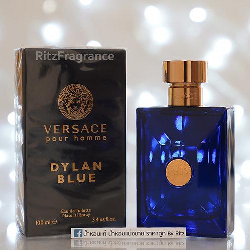 [แบ่งขาย] Versace : Dylan Blue Pour Homme Eau de Toilette