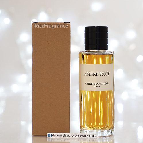 [แบ่งขาย] Maison Christian Dior : Amber Nuit Eau de Parfum