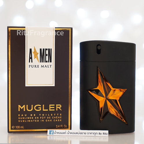 [แบ่งขาย] Thierry Mugler : A*Men Pure Malt Eau de Toilette
