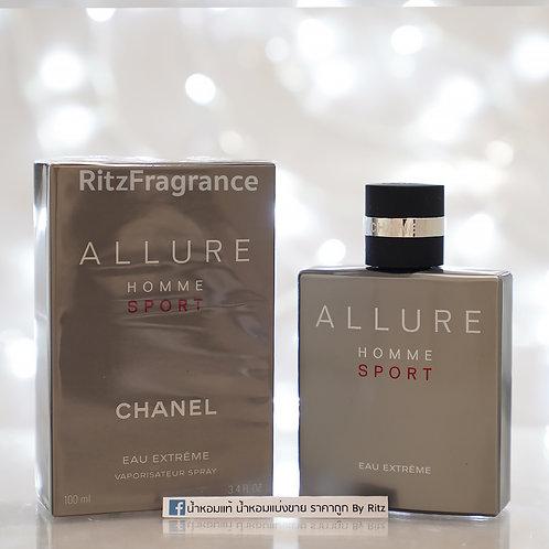 Chanel : Allure Homme Sport Eau Extreme 100ml