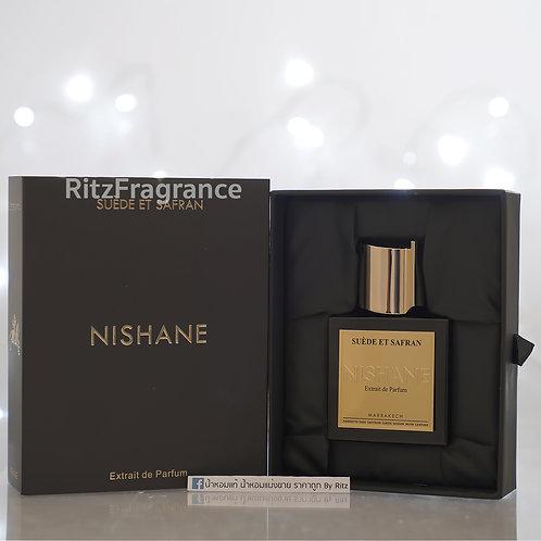 [แบ่งขาย] Nishane : Suede Et Safran Extrait de Parfum