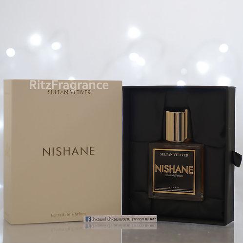 Nishane : Sultan Vetiver Extrait de Parfum 50ml
