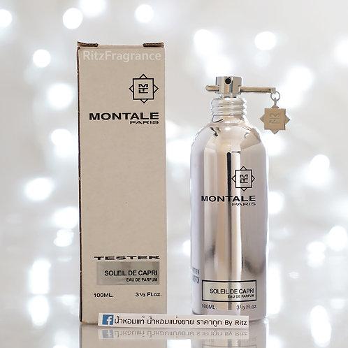 [Tester] Montale : Soleil de Capri Eau de Parfum 100ml (With Box)