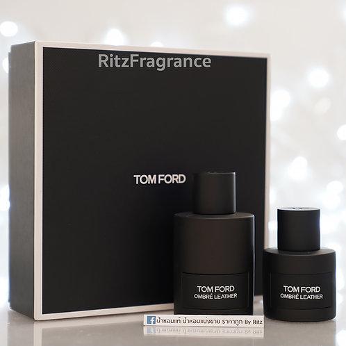 Tom Ford : Ombre Leather Eau de Parfum 100ml + 50ml
