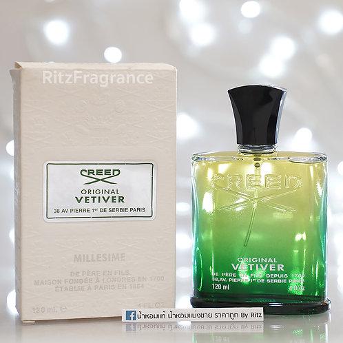 [แบ่งขาย] Creed : Original Vetiver Eau de Parfum