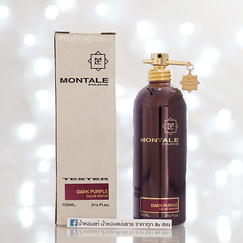 [Tester] Montale : Dark Purple Eau de Parfum 100ml (With Box)