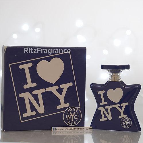 [แบ่งขาย] Bond No.9 : I Love New York For Fathers Eau de Parfum