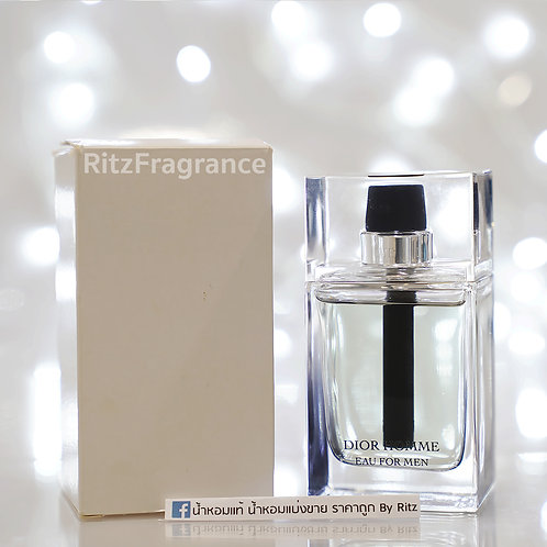 [Tester] Christian Dior : Homme Eau For Men Eau de Toilette 100ml