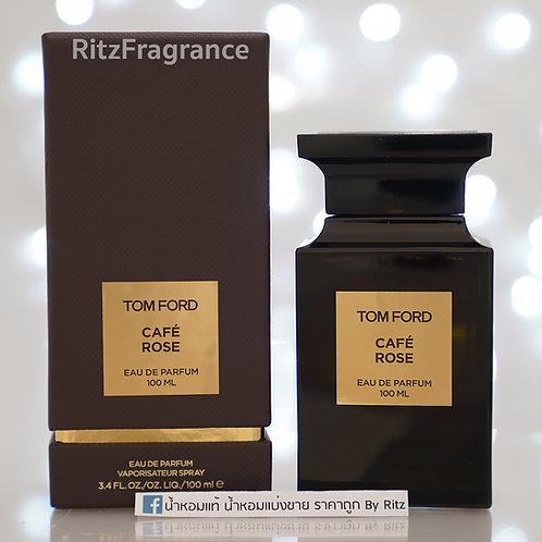 [แบ่งขาย] Tom Ford : Cafe Rose Eau de Parfum