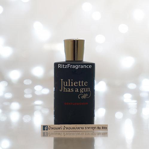 [แบ่งขาย] Juliette Has a Gun : Gentlewoman Eau de Parfum