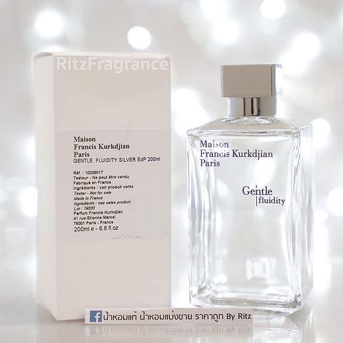 [Tester] Maison Francis Kurkdjian : Gentle Fluidity Silver Eau de Parfum 200ml