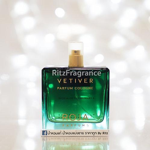 [Tester] Roja Parfums : Vetiver Pour Homme Parfum Cologne 100ml (No Box)