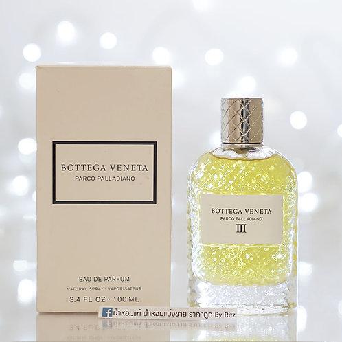 [Tester] Bottega Veneta : Parco Palladiano III : Pera Eau de Parfum 100ml