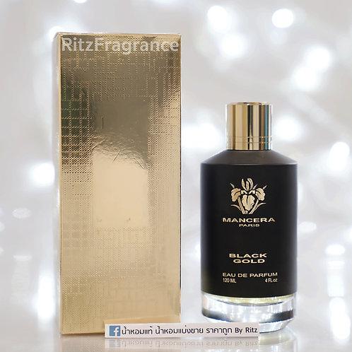 [Tester] Mancera : Black Gold Eau de Parfum 120ml (With Box)