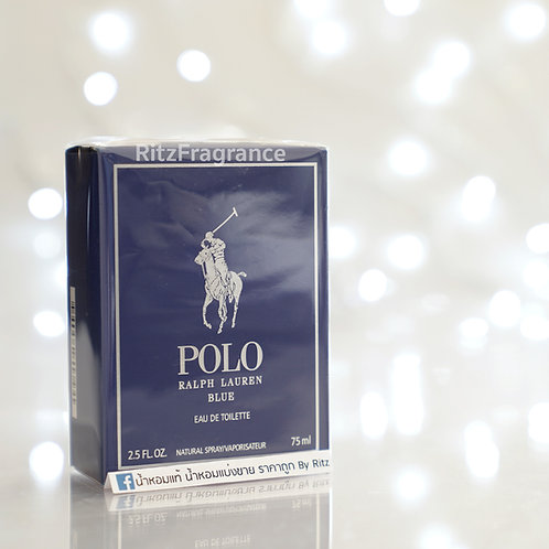 Ralph Lauren : POLO Blue Eau de Toilette 75ml