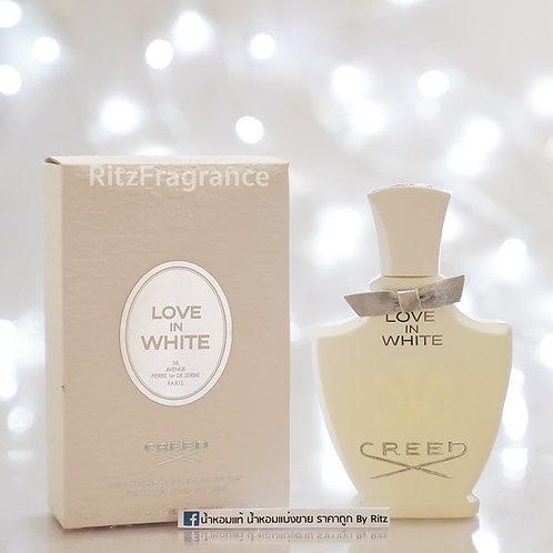 [แบ่งขาย] Creed : Love in White Eau de Parfum
