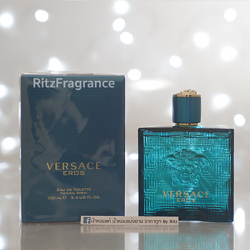 [แบ่งขาย] Versace : EROS Eau de Toilette