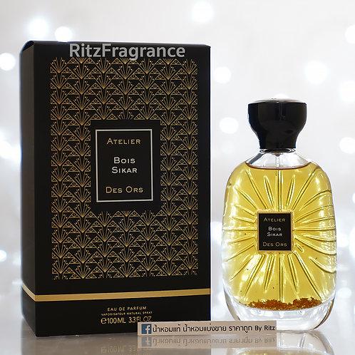 [แบ่งขาย] Atelier Des Ors : Bois Sikar Eau de Parfum