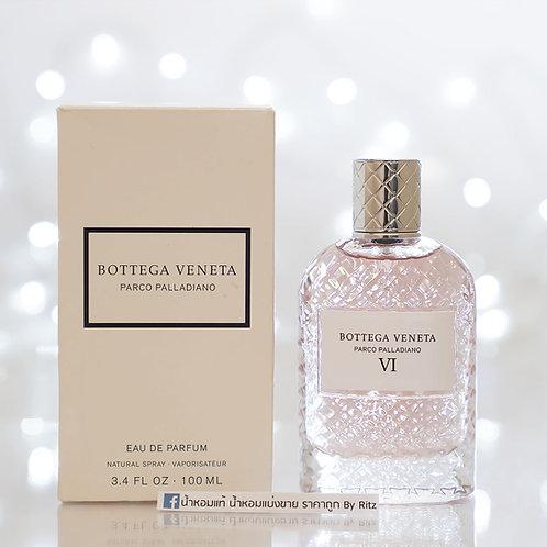 [Tester] Bottega Veneta Parco Palladiano VI : Rosa Eau de Parfum 100ml