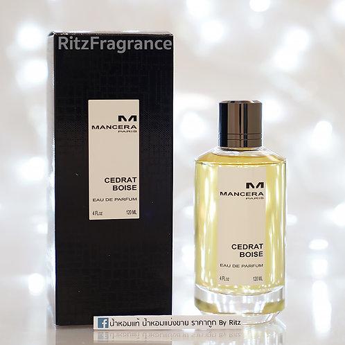 [แบ่งขาย] Mancera : Cedrat Boise Eau de Parfum