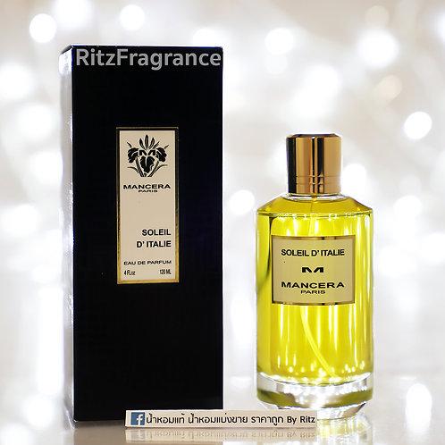 [แบ่งขาย] Mancera : Soleil D'Italie Eau de Parfum